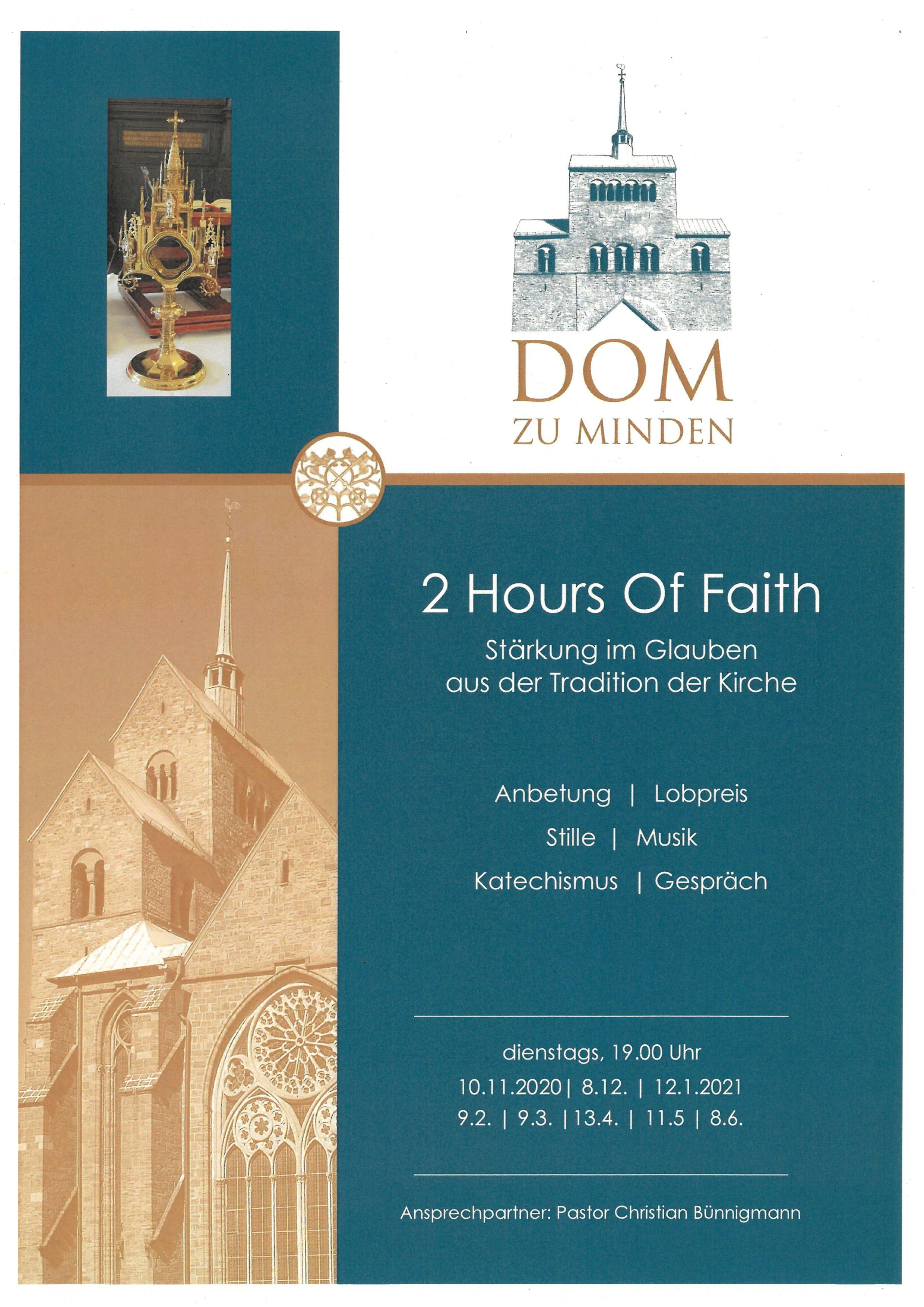 2 Hours of Faith