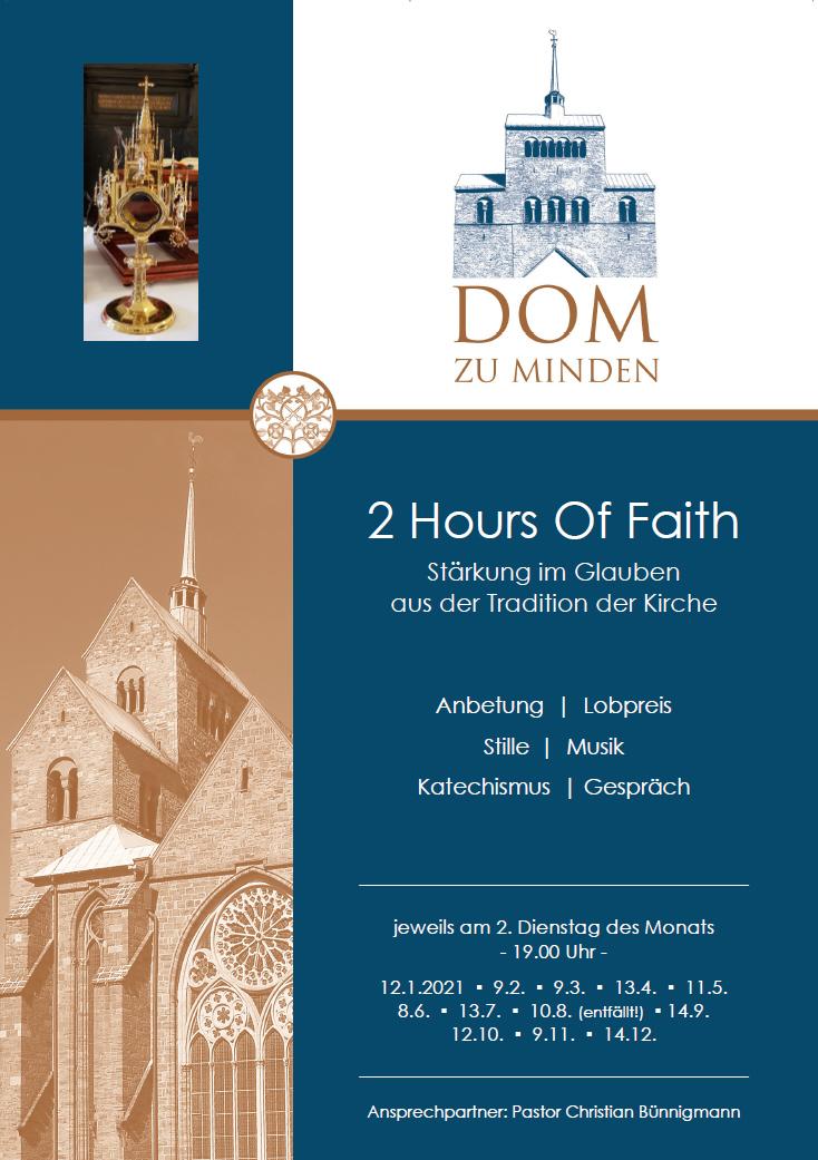 2 Hours Of Faith 2021