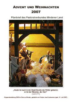 Weihnachtsbrief 2007