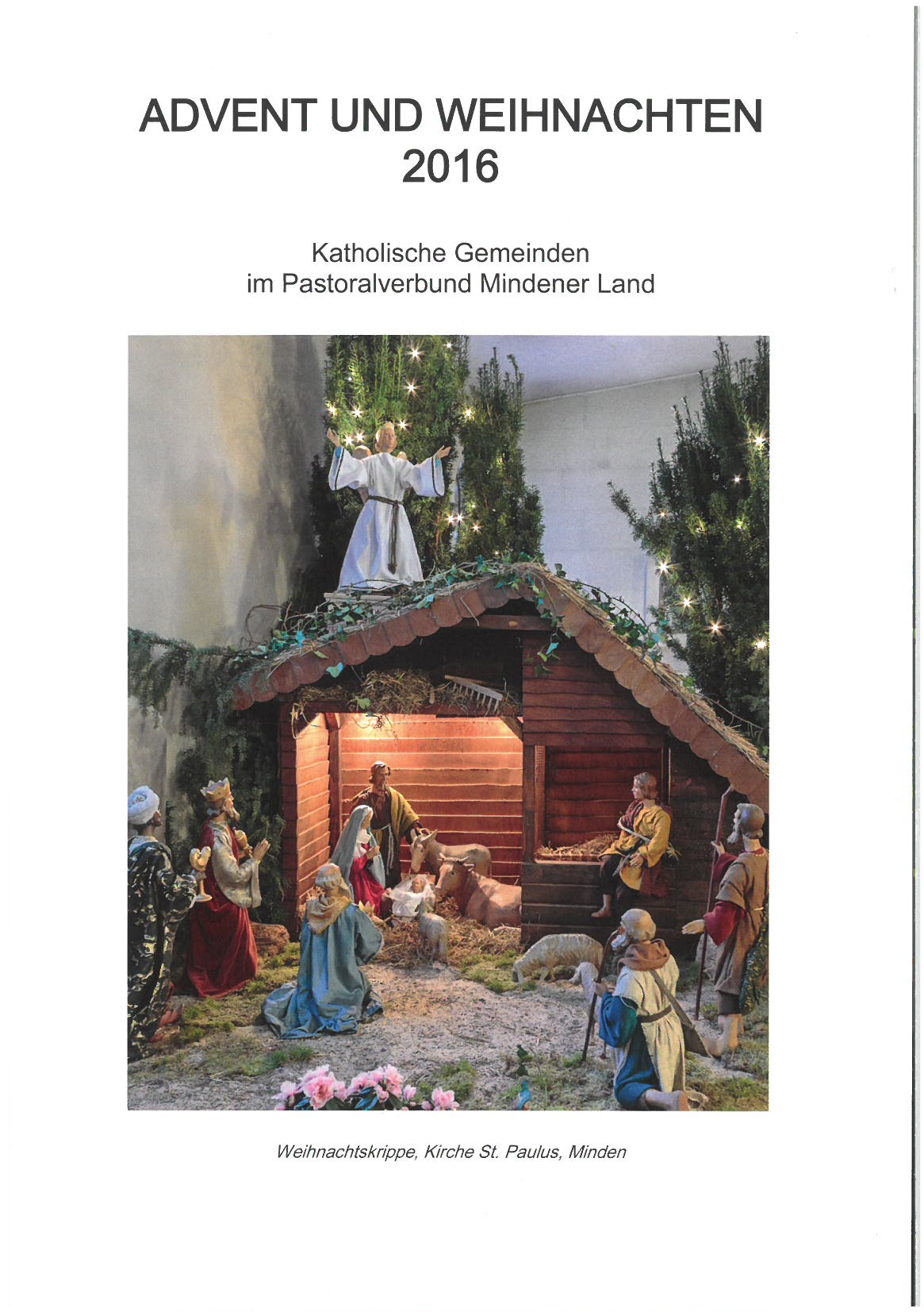 Weihnachtsbrief 2016